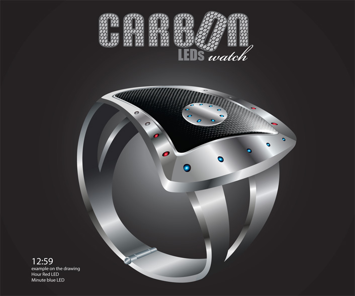 CarbonWatch-Concept-LED-1