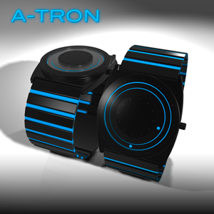 a_tron_led_watch