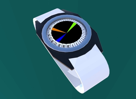 Tokyoflash Design Studio Blog Analog Watch Design Side View