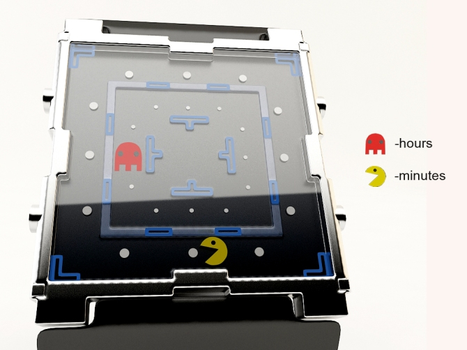 pac_man_led_watch