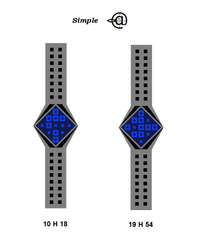 simple_led_watch