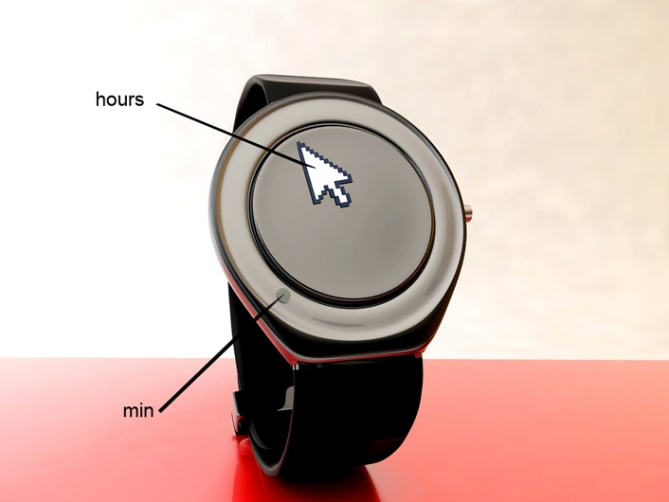 click_watch_design_time_display