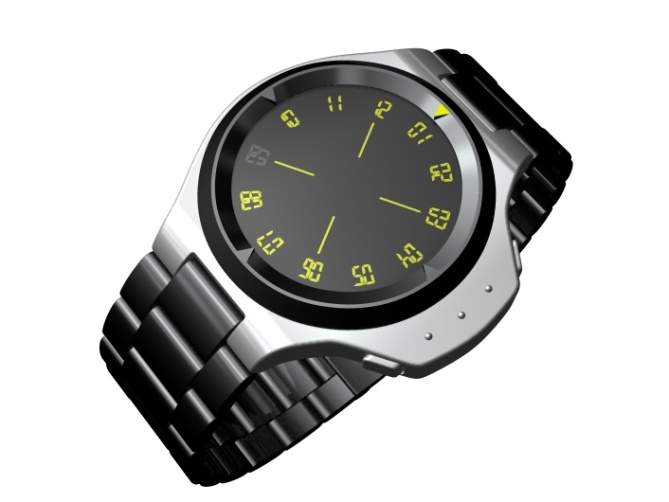 compass_watch_design_above_view