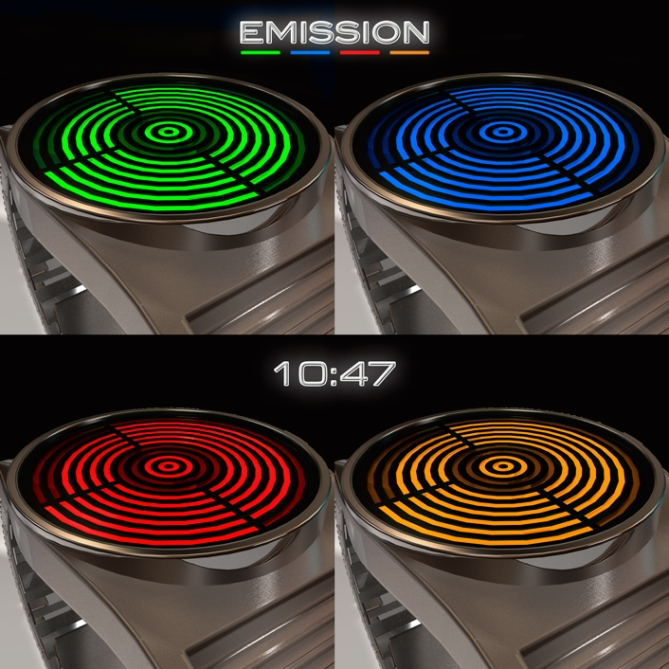 emission_led_watch_design_color_variations