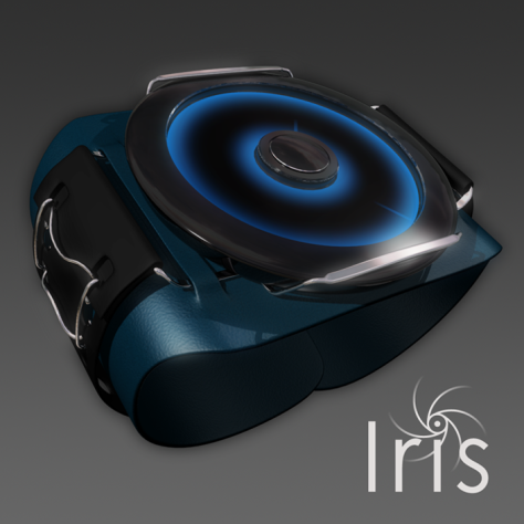 Iris_Watch_Design_Blue