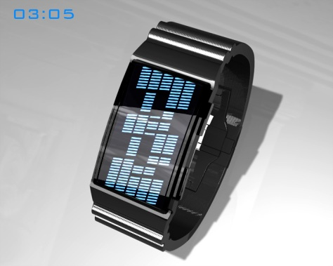 Pick_Up_Line_Watch_Concept_Time