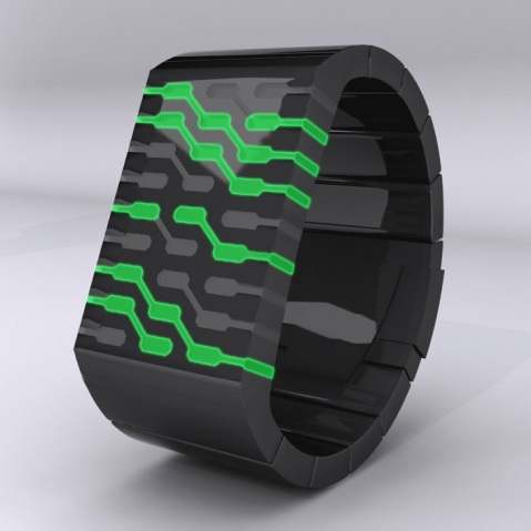 short_circuit_watch_design_black