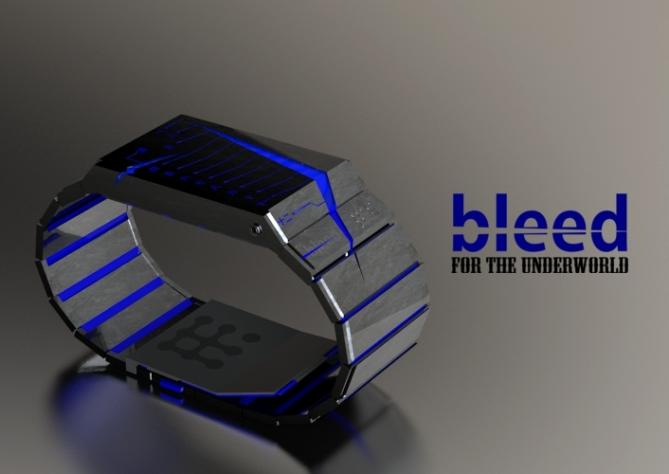 bleeding_blade_watch_design_blue_LED