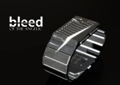 bleeding_blade_watch_design_white_LED