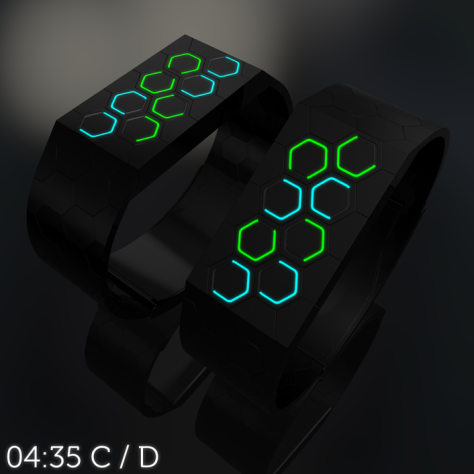 give_hexagons_a_chance_digital_watch_design_time