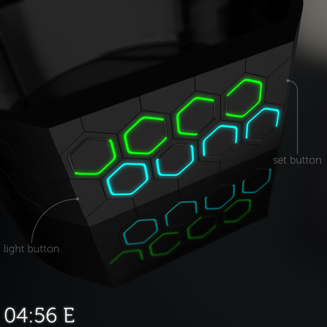 give_hexagons_a_chance_digital_watch_design_close_up