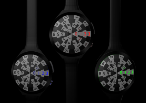 ronu_classic_watch_and_futuristic_clock_combine_lights