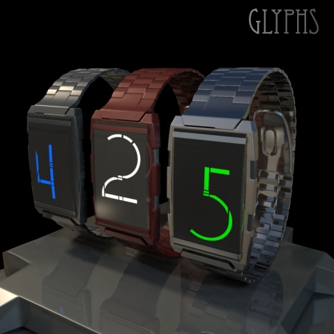 watch_design_with_cool_led_numbers_color_variations