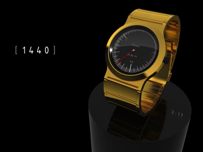 1440_an_e-paper_analog_watch_design_gold
