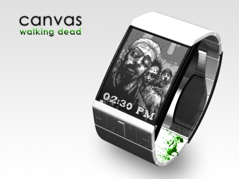 an_e-paper_watch_design_this_is_your_canvas_walking_dead