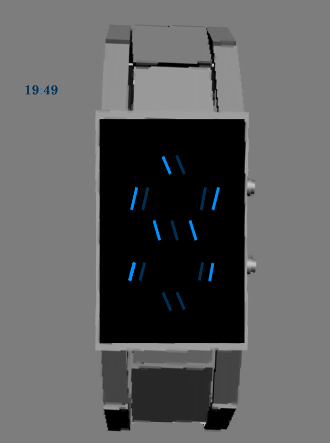 an_infinity_binary_watch_design_overview