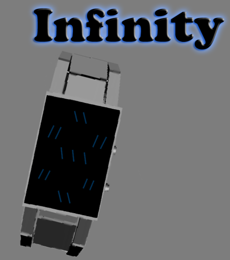 an_infinity_binary_watch_design_logo