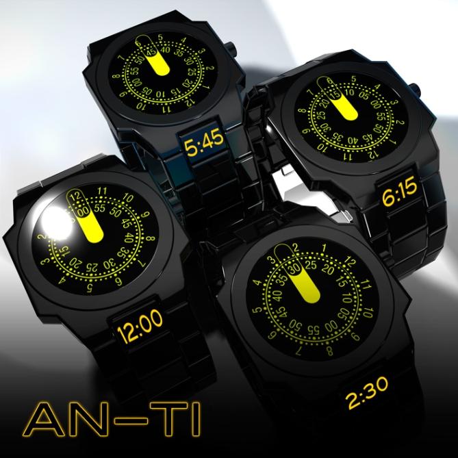 an_ti_analog_time_watch_design_time_display