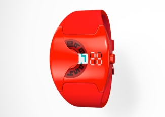 analog_LED_digital_hybrid_watch_design_angle