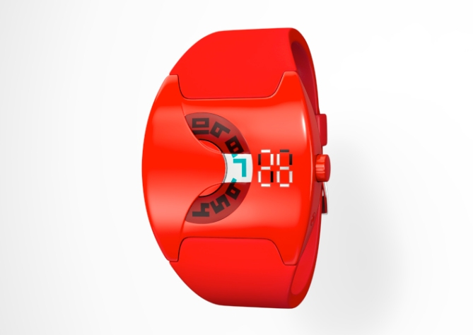analog_LED_digital_hybrid_watch_design_angle