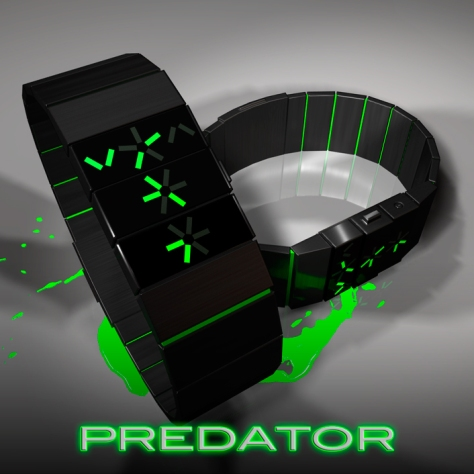 homage_to_predator_a_binary_led_watch_design_main_image