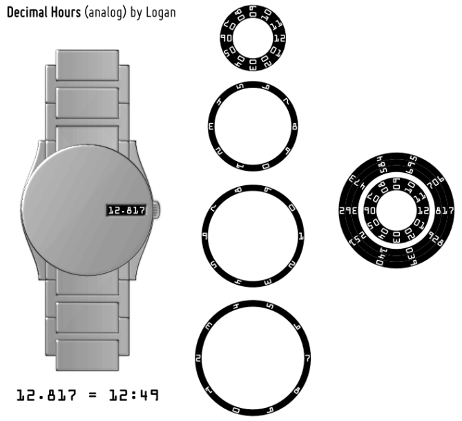 decimal_hours_analog_watch_design_rotation