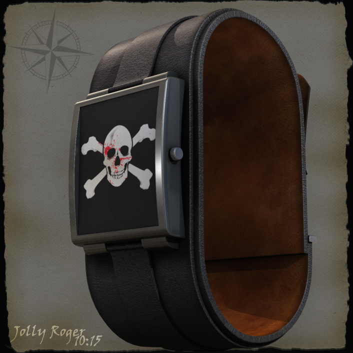 pirates_led_watch