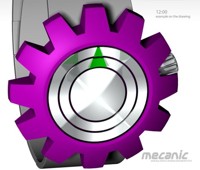 mechanic_analog_watch_design_color_variation_01