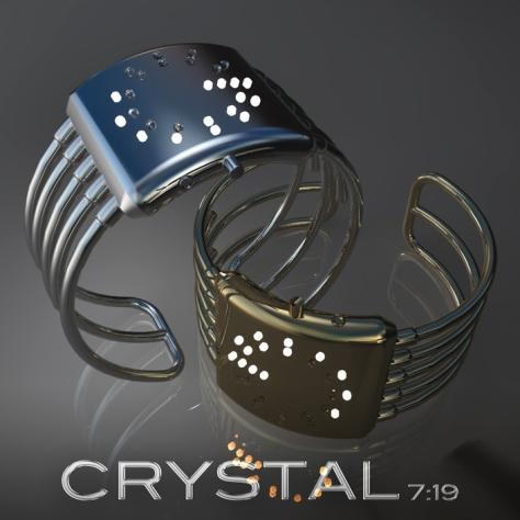 cystallized_led_watch_design_color_variation