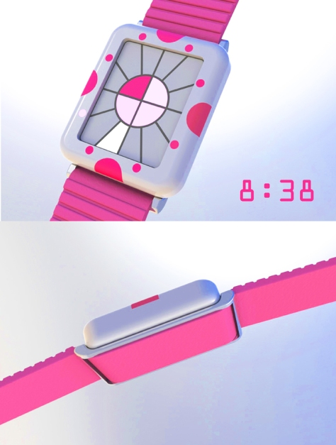fun_colors_led_watch_design_pink_time_sample