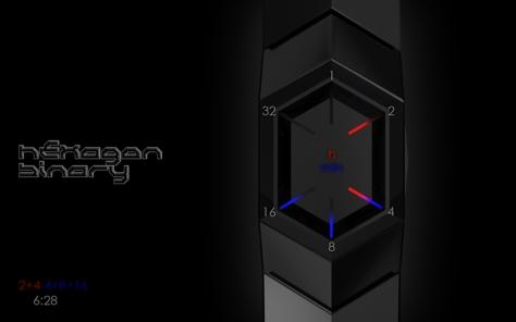 hexagonal_binary_led_watch_design_time_sample_02