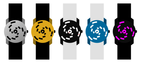 spiral_galaxy_analog_watch_design_color_variation