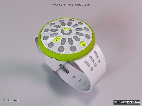 time_flower_led_watch_design_time_sample_01