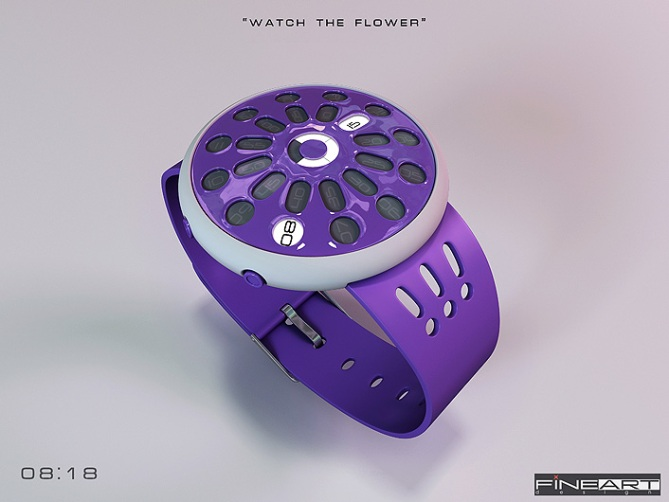 time_flower_led_watch_design_time_sample_02