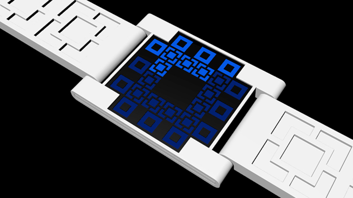block_led_watch_design
