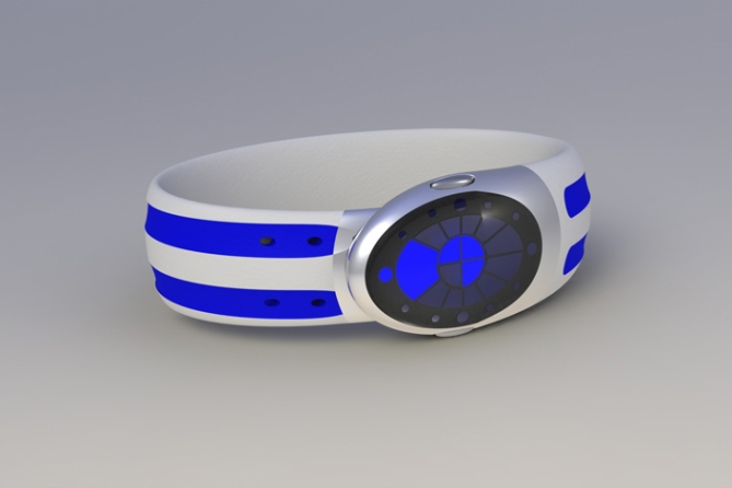 ouroboros_inspired_led_watch_design_blue_white