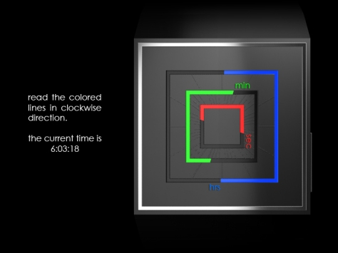 rgb_squared_analog_led_watch_design_reading
