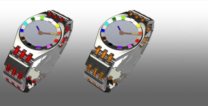 always_1010_led_analog_watch_design_color_variation_01