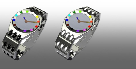 always_1010_led_analog_watch_design_color_variation_02