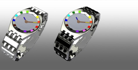 always_1010_led_analog_watch_design_color_variation_03