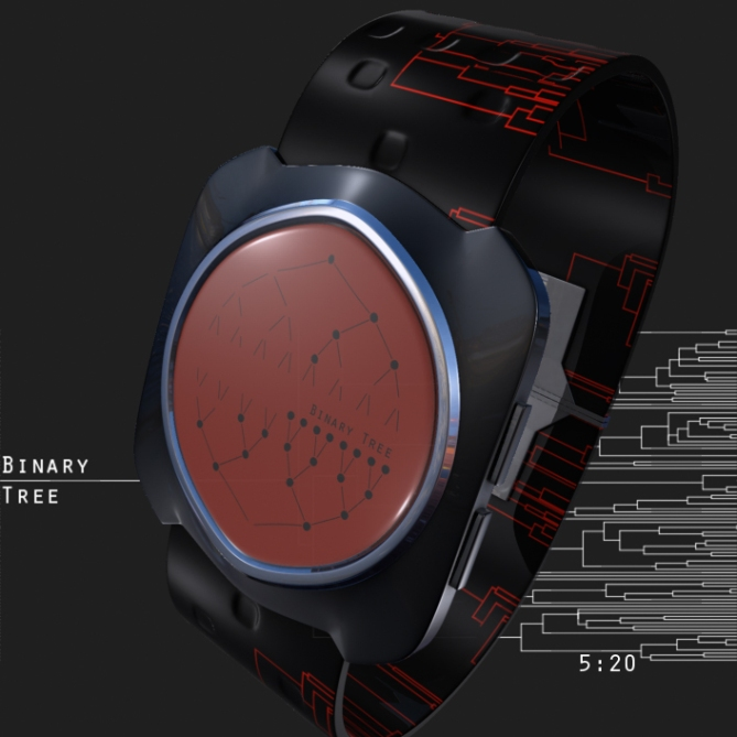 binary_tree_led_watch_design_red_time_sample