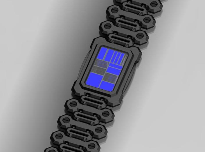 razor_phone_inspired_led_watch_design_black_blue