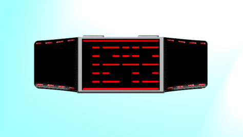 horizon_cryptic_digital_lcd_watch_design_overview