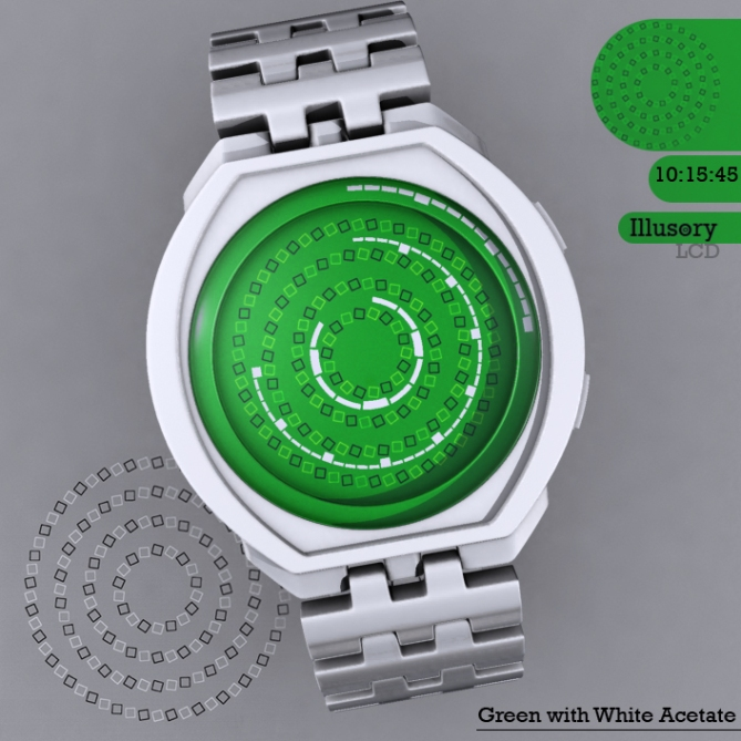 Illusory_watch_design_green