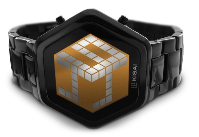kisai_3d_unlimited_colored_lcd_watch_design_from_tokyoflash_japan_black_orange