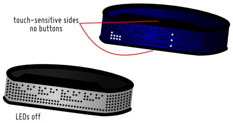 binary_shinshoku_led_watch_design_touch_feature