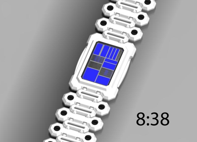 razor_phone_inspired_led_watch_design_white_blue