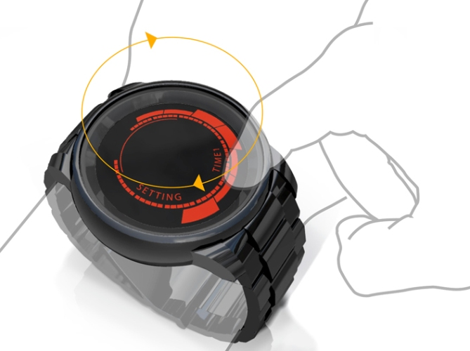 kisai_rogue_touch_LCD_LED_watch_concept_to_reality_touch_concept