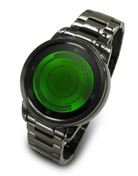 kisai_rogue_touch_LCD_LED_watch_concept_to_reality_final_watch_green