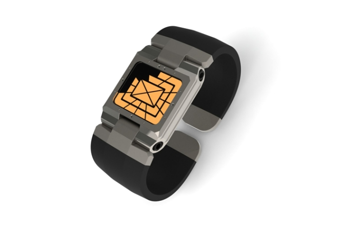 hinged_analog_led_watch_design_nickel_rubber